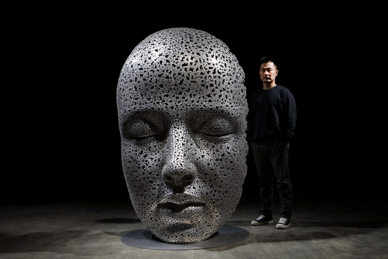 Young-Deok Seo expose à la M.A.D.Gallery de Genève