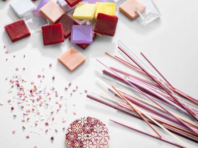 Harry Winston revisite l'Art italien de la micro-mosaïque