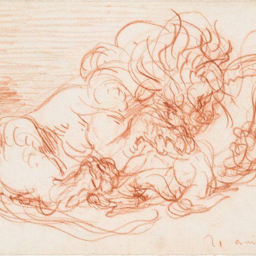 Chefs-d'oeuvre de la KUNSTHALLE DE BRÊME – De Delacroix à Beckmann