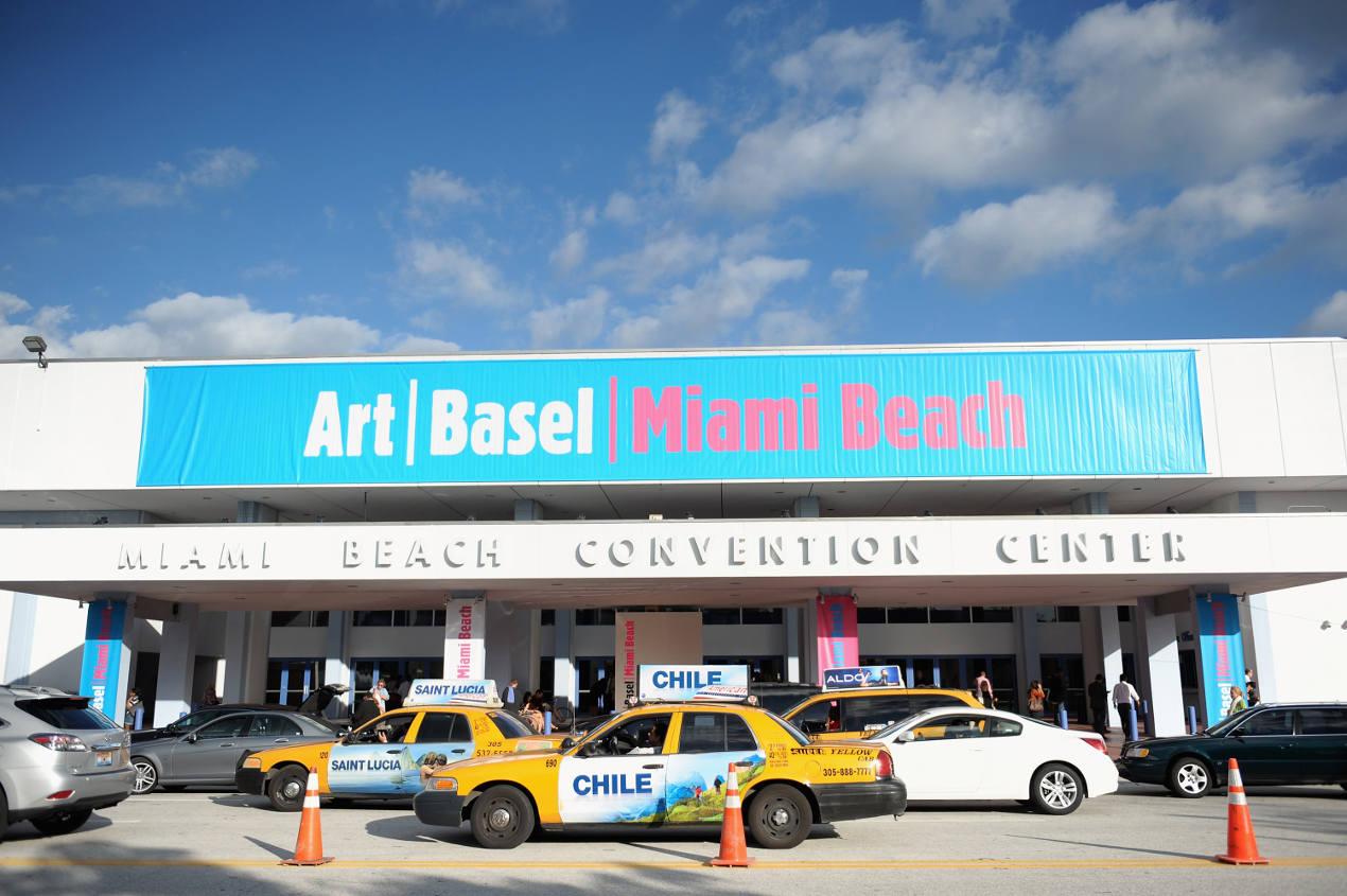 Art Basel Miami, salon doublement intéressant